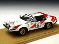 ビザール 1/43 トヨタ セリカ 2000GT 1982 アイボリーコースト・ラリー 2位 No.6