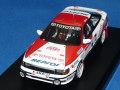 ミラージュ 1/43 トヨタ セリカ GT-Four 1990 モンテカルロ・ラリー No.2