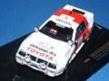 イクソ 1/43 トヨタ セリカ ツインカムターボ (TA64) 1984 サファリ・ラリー 優勝 No.5 B.ワルデガルド