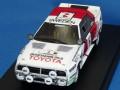 hpi-racing 1/43 トヨタ セリカ ツインカム ターボ 1986 サファリ・ラリー No.2