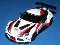 KINSMART 1/36 トヨタ GR スープラ Racing Concept (ホワイト) (プルバックモデル)