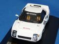 プレミアムX 1/43 トヨタ MR2 222D 1986 (ホワイト)