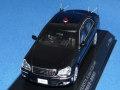 レイズ 1/43 トヨタ マジェスタ A-Type (UZS186) 2008 警察本部警備部要人警護車両