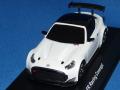京商 1/43 トヨタ S-FR レーシング コンセプト (ホワイトパール)