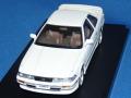MARK43 1/43 トヨタ ソアラ 2.0GT TwinTurbo (GZ20) 1986 (スーパーホワイトII) 純正フルエアロ付