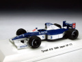 レーヴ 1/43 ティレル 019 1990 日本GP No.3 中嶋悟