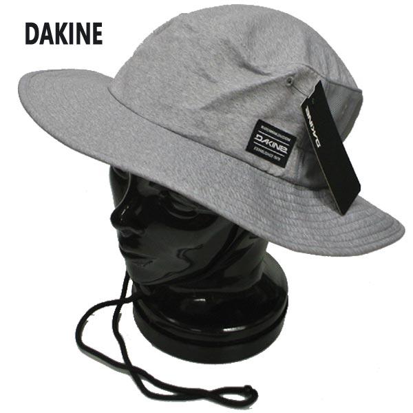DAKINE/ダカイン NO ZONE HAT GREY サーフハット 帽子 日よけ ノーゾーンハット