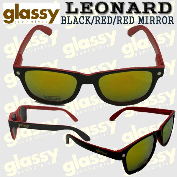 GLASSY サングラス