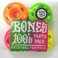 BONES/ボーンズ WHEEL 53mm PARTY PACK POWELL/パウエル WHEEL/ウィール スケボー SK8 [返品、交換及びキャンセル不可]