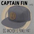 CAPTAIN FIN/キャプテンフィン OG ANCHOR 6PANEL HAT HYB CAP/キャップ HAT/ハット 帽子 日よけ