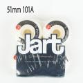 JART/ジャート SKATE OR DIE 51mm 101A WHEEL/ウィール スケボー SK8 [返品、交換及びキャンセル不可]