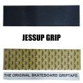 JESSUP SKATEBOARDS/スケートボード用 グリップテープ 9x33 BLACK 100枚1セットデッキテープ スケボー SK8 GRIP TAPE まとめ買い [返品、交換及びキャンセル不可]