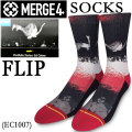 MERGE4 SOCKS