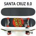 SANTA CRUZ/サンタクルズ コンプリートスケートボード/スケボー CLASSIC DOT COMP 8.0 SK8 [返品、交換及びキャンセル不可]