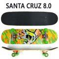 SANTA CRUZ/サンタクルズ コンプリートスケートボード/スケボー PRIMARY HAND COMP 8.0 SK8 スクリーミングハンド [返品、交換及びキャンセル不可]