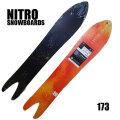 NITRO/ナイトロ CANNON 173 SNOWBOARDS QUIVER SERIES スノーボード 板 21-22モデル スノボ スノーサーフィン パウダー バックカントリー[返品、交換及びキャンセル不可]