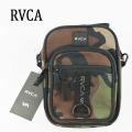 RVCA/ルカ ルーカ UTILITY POUCH WCM SHOULDER BAG  ポーチ 鞄 ショルダーバッグ かばん ミニバッグ [返品、交換及びキャンセル不可]