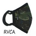 RVCA/ルカ MASK フェイスマスク CAMO ファッションマスク おしゃれマスク[返品、交換及びキャンセル不可]0119
