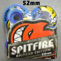 SPIT FIRE/スピットファイヤー BIGHEAD CODE BLUE SWIRL 52mm スケートボード WHEEL/ウィール スケボー SK8