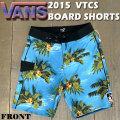 サーフパンツ ボードショーツ VANS/バンズ 2015VTCS BOARDSHORTS 男性用