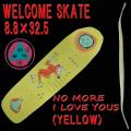 ウェルカム スケートボード