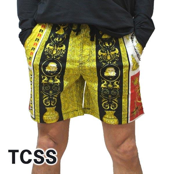 TCSS/The Critical Slide Society HOUSE OF SLIDE TRUNK PHANTOM BOARDSHORTS 水陸両用ハイブリッドタイプ_サーフィン男性用水着_海パン/海水パンツ メンズ サーフパンツ ザクリティカルスライドソサイエティ サーフトランクス1965[返品、キャンセル不可]