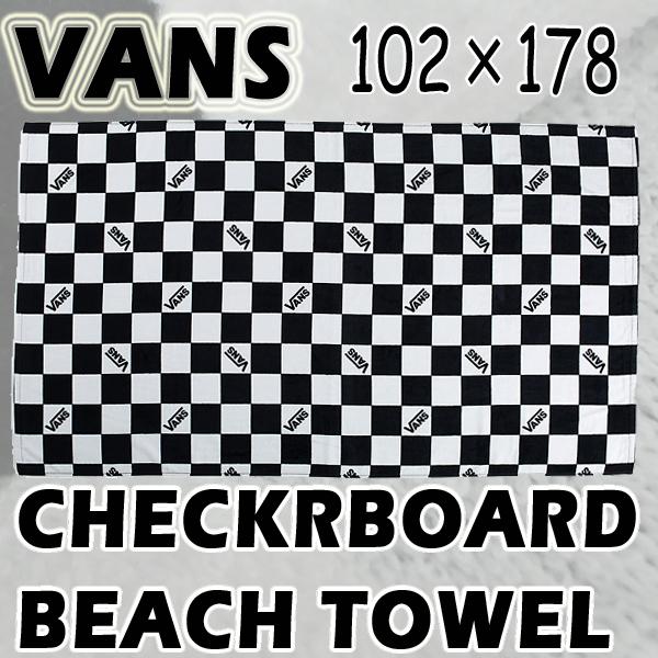 vans towel