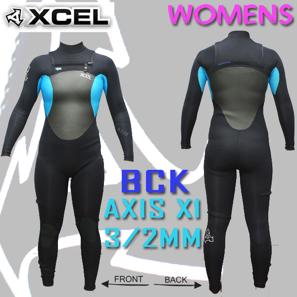 XCEL ladys ウェット