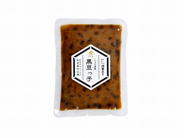 すや亀本店 黒豆っ子(しょうゆ豆)411 NEWパッケージ2020