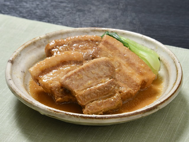 味噌屋の角煮 豚バラ角煮 すや亀冷凍惣菜 切れてる豚角煮230g
