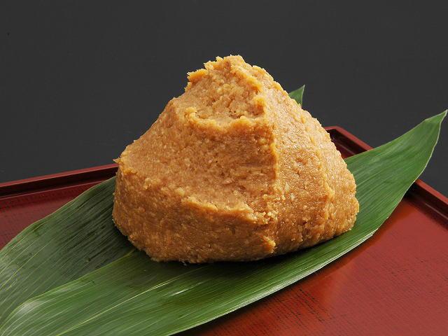 善光寺門前みそ・すや亀の米こうじみそ 味噌っぽい信州味噌