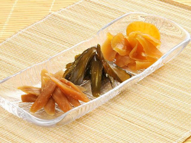 すや亀の味噌漬の中身 食べ方例
