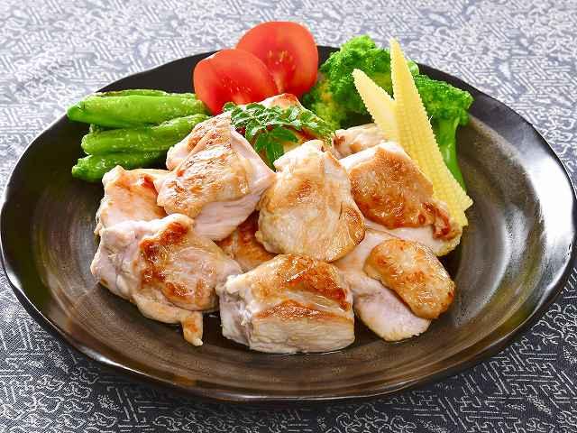とり肉の塩こうじ漬け すや亀冷凍総菜 国産鶏肩肉使用