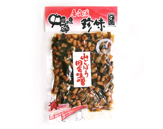 田舎味噌240g 香嵐渓珍味