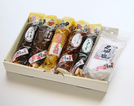 送料無料!! 夏限定ギフト六色詰合せ ポッキリ3000円