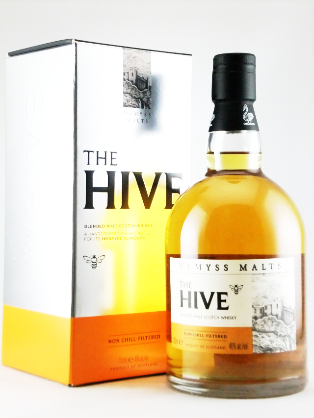 ウィームス ブレンデッドモルト「THE HIVE」(ハイブ)