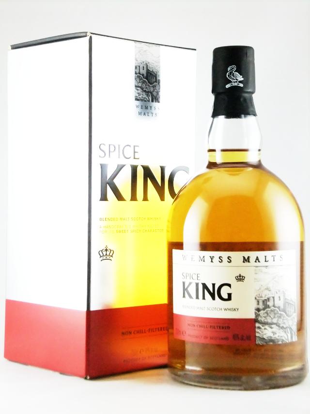 ウィームス ブレンデッドモルト「SPICE KING」(スパイスキング)