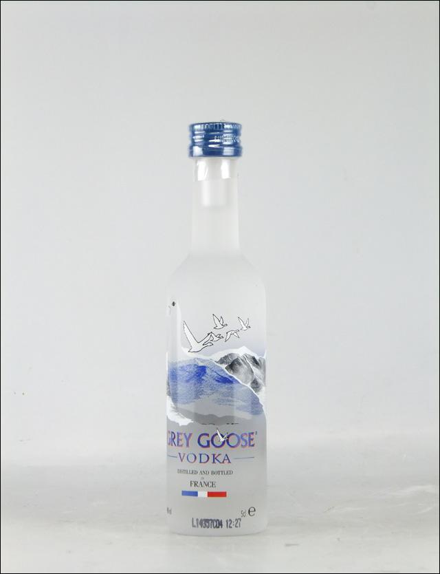 グレイグースウォッカ ミニチュア瓶