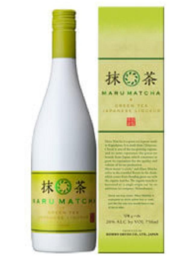 MARU MATCTA 抹茶リキュール