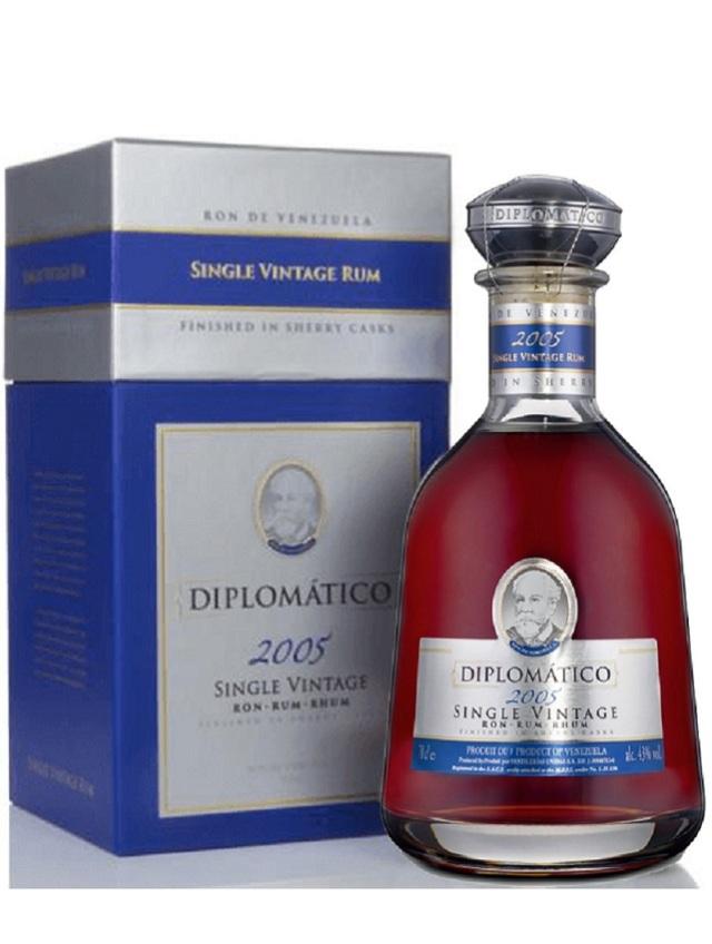 ディプロマティコシングルヴィンテージ2005
