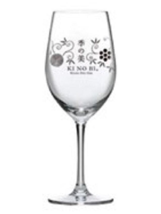 季の美 京都ドライジン 季の美ワイングラスセット