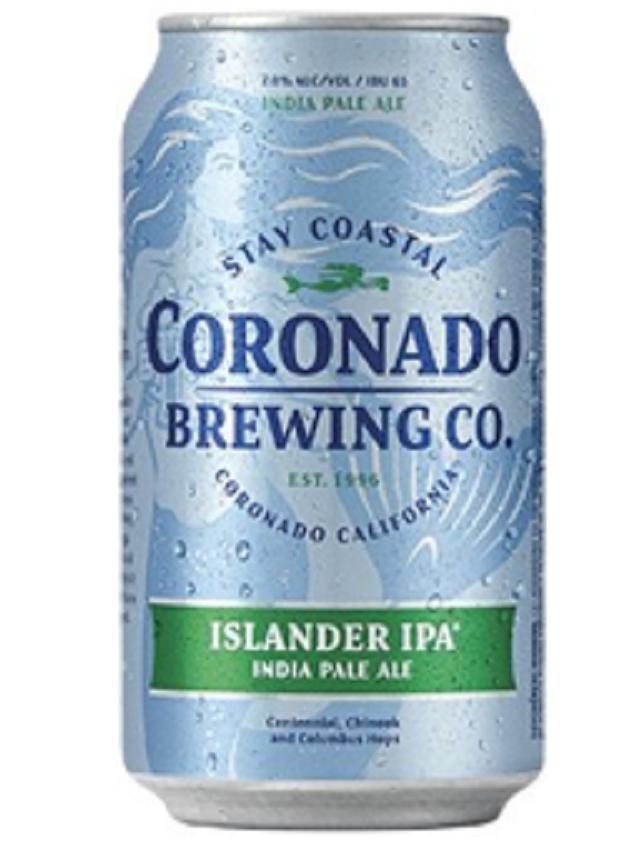 コロナドブリューイング アイランダーIPA 缶 7.0度 355ml