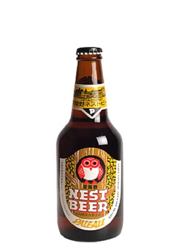 常陸野ネストビール ペールエール