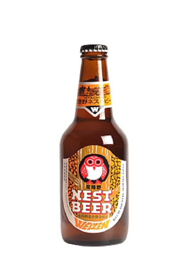 常陸野ネストビール ヴァイツェン