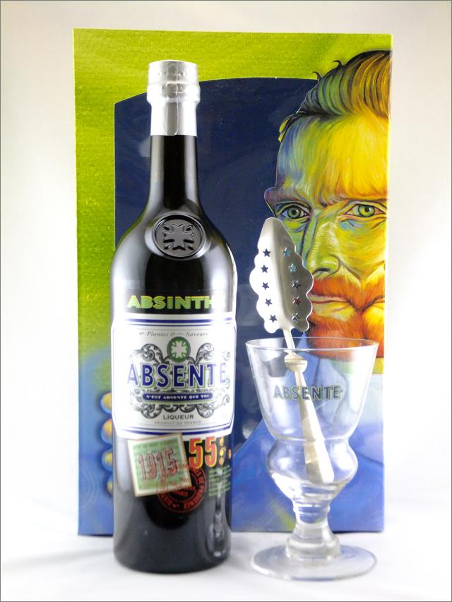アブサント55 グラス&スプーンセット