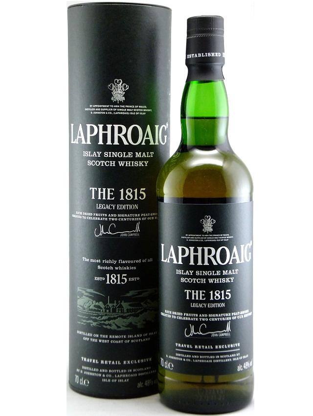 ラフロイグ THE1815