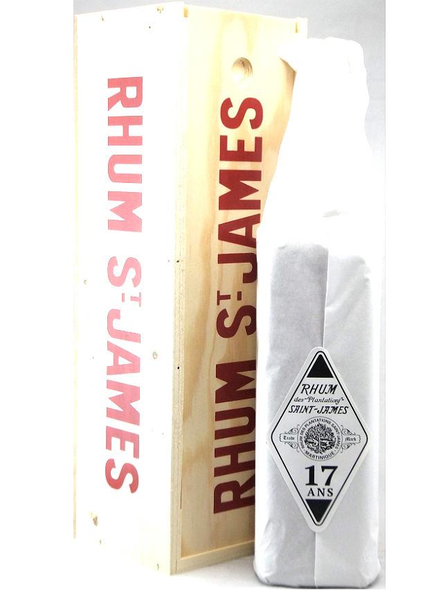 セントジェームス 17年 2002 52.4度 for コーマン コリンズ
