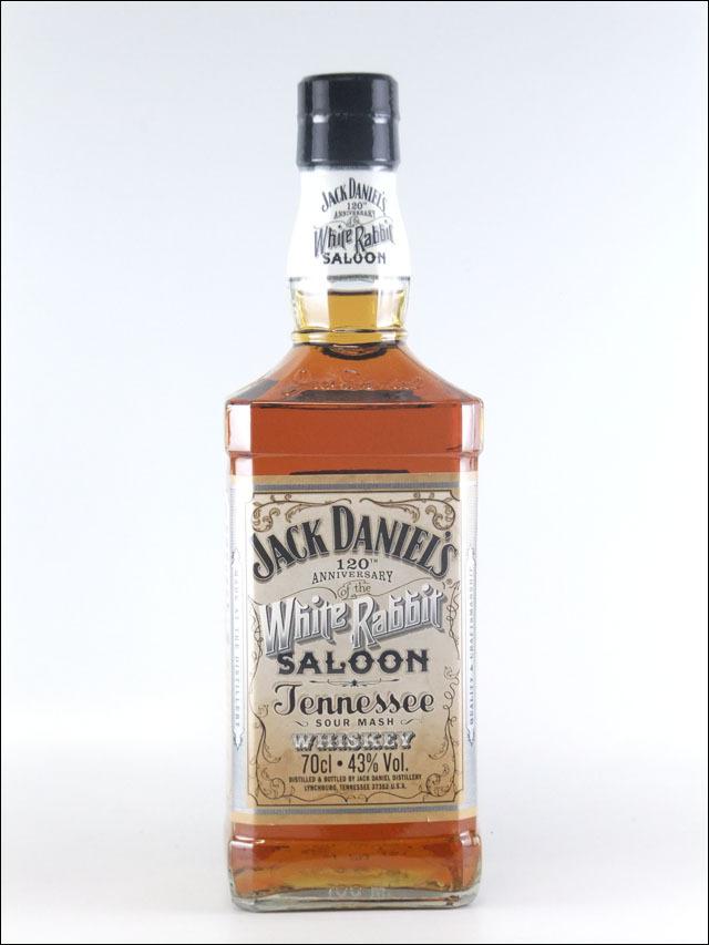 ジャックダニエル ホワイトラビットサルーン 43度 700ml 並行輸入品