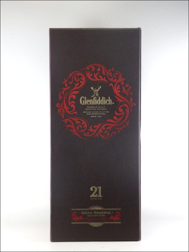グレンフィディック21年グランレゼルヴァ 40度 700ml 並行輸入品