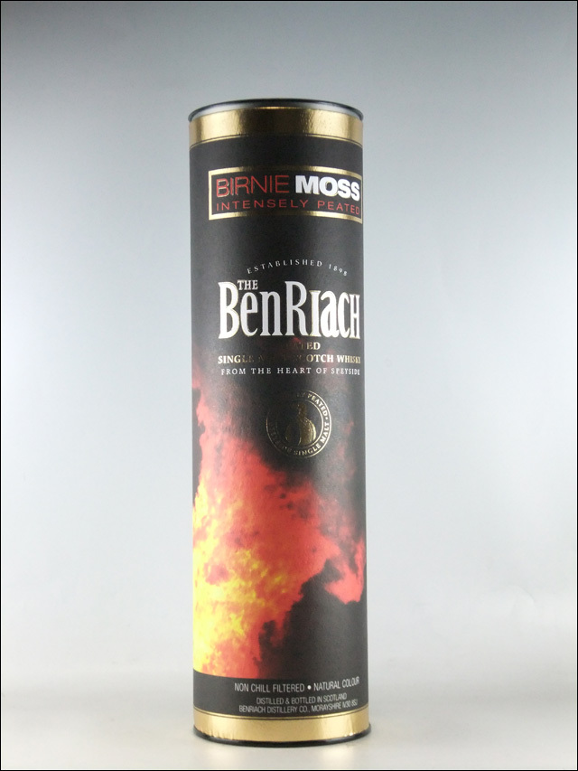 ベンリアック バーニーモス 48度 700ml 並行輸入品